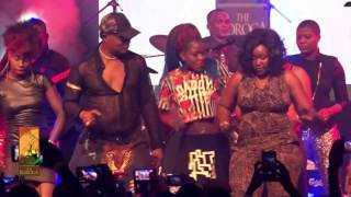 Koffi Olomide Performs Loi Live At The Koroga Festival
