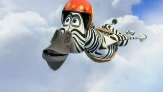Madagascar  -  Fire in the hole GREAT SCENE