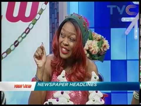 Linda Ikeji's Saga   Your View (Full Video)