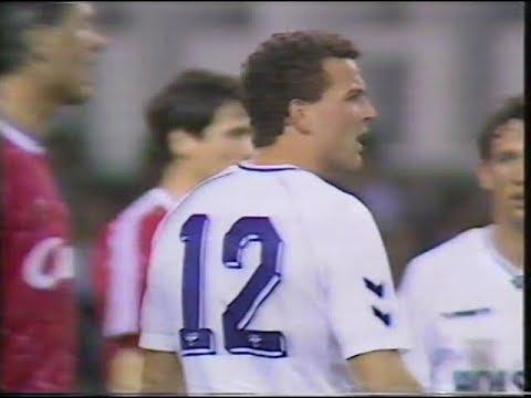Tottenham Hotspur v Liverpool 21/03/1990