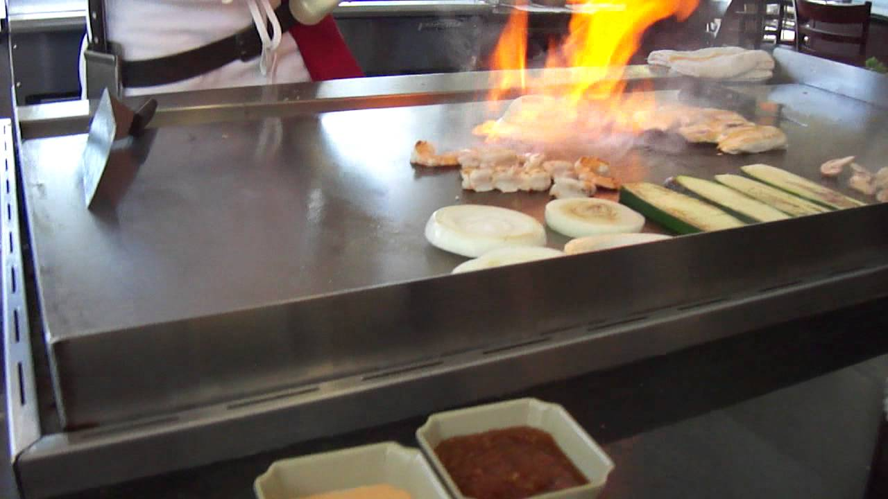 Restaurant Like Benihana In Redwood City