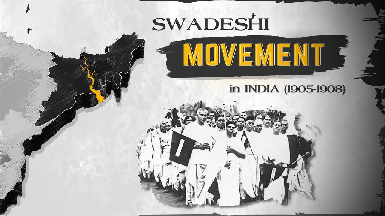 boycott and swadeshi movement pdf