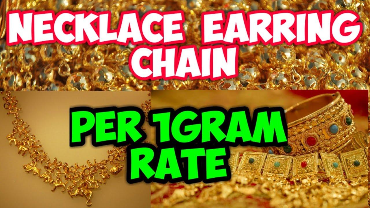 Gold Price 22k Per Gram March 2021
