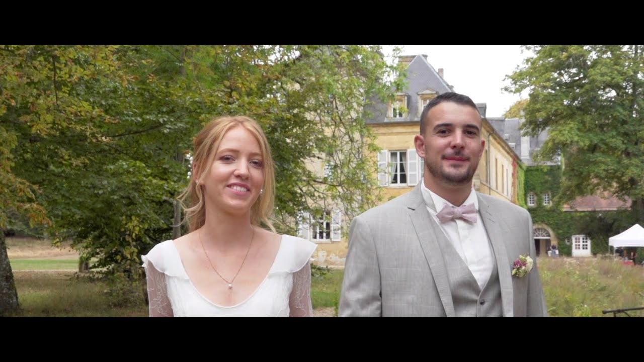 Teaser Mariage Laurine & Hugo