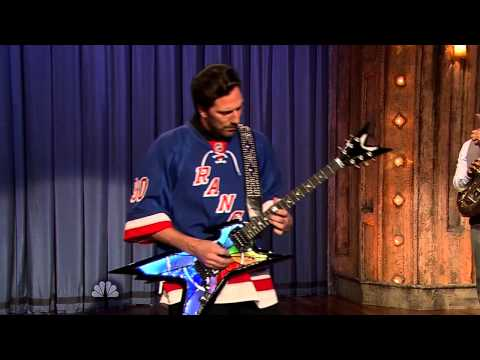 Henrik Lundqvist Jimmy Fallon Hd Youtube