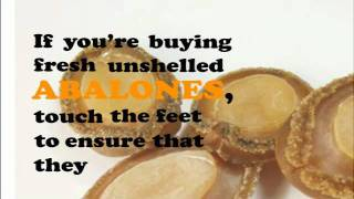 Buying And Storing Abalone