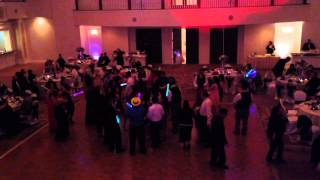 NJ Wedding DJ Ultrafonk Entertainment at The Carriage House in Galloway NJ Multicultural Wedding