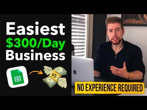 ? Easiest $300/Day Business For 2019 | Lead Generation [FIRST CLIENT IN 48 HOURS]