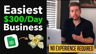 💵 Easiest $300/Day (Idiot Proof) Business For 2019 | Lead Generation