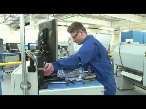 What is an apprenticeship? | Engineering | Manufacturing | Video | EEF Apprentice and Skills
