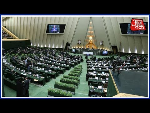 Parliament Of Iran Attacked