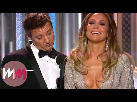 Thumbnail: Top 10 Cringiest Golden Globe Moments