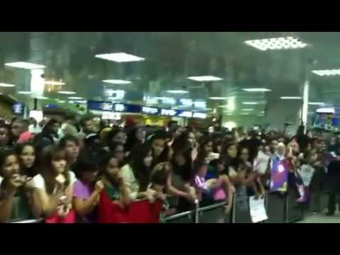 Kpop festival Tunis:  LUANFLY Arrive at Tunisia airport