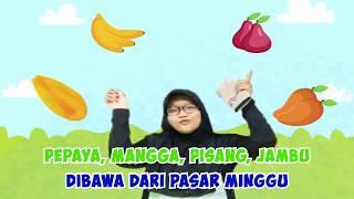 Download Mp3 Lagu Anak - Pepaya, Mangga, Pisang Jambu