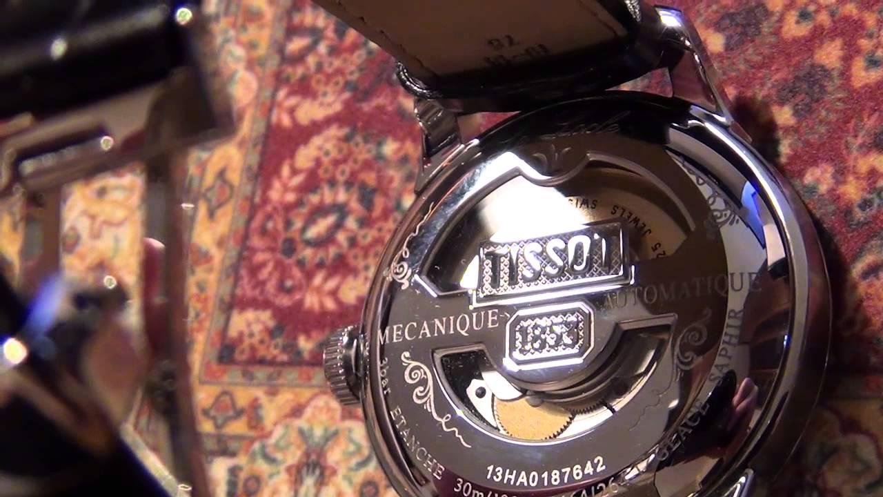 Часы Tissot 1853 цена оригинал. Швейцарские часы - YouTube