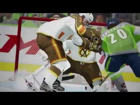 NHL 17 EASHL Trailer – Goalies, Customization, Griefing, Drop in 2.0!