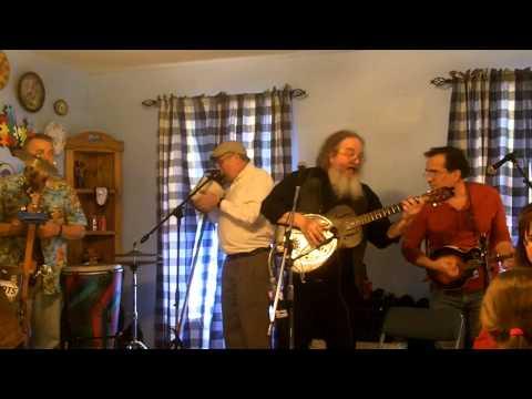 Snakehead Run - Jug Band Music - March 2013