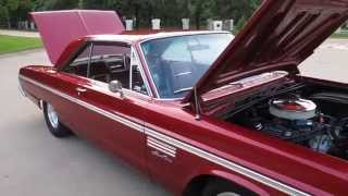 1965 Plymouth Sport Fury, 383 V-8, automatic Console, nice sharp car