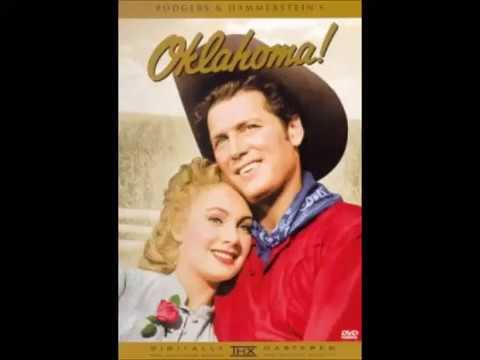 Oklahoma The Movie ~ 1955 ~ Gordon McRae & Shirley Jones