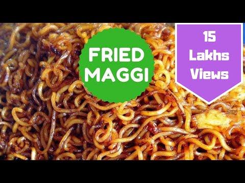 How to prepare maggi at home in telugu