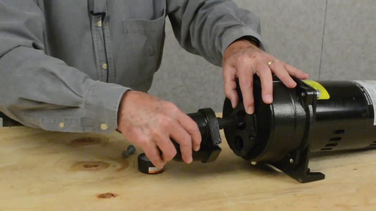 medium resolution of convertible jet pump shallow well installation