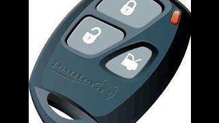 Перепрограммирование брелка автосигнализации PANTERA CL-500(Если вы утеряли ключи с брелком от своего автомобиля, то обязательно перепрограммируйте брелок, чтоб хотя..., 2015-02-23T13:10:05.000Z)