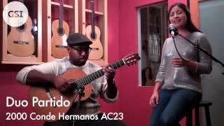 Duo Partido - Desafinado: Bossa Nova at Guitar Salon International