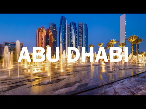 Best of Abu Dhabi - Full HD