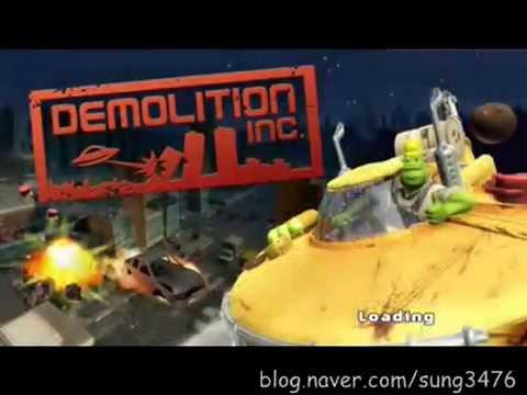 [데몰리션 Inc.] Demolition Inc. 공략 - Concrete (2012.01.08)