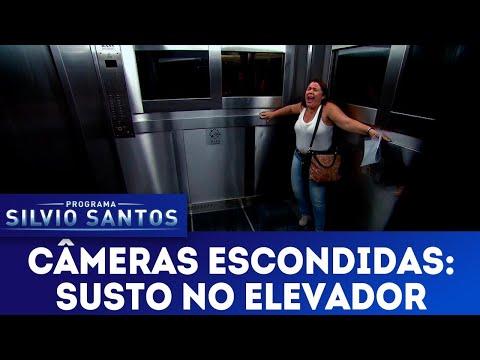 Susto no Elevador | Câmeras Escondidas (17/06/18)