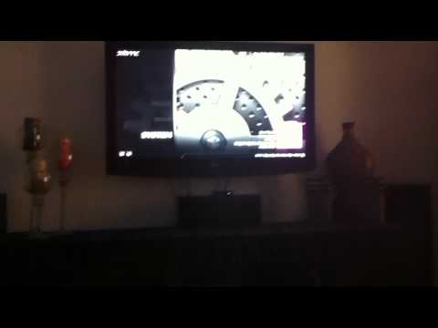 XBMC - On my Home LG TV 42