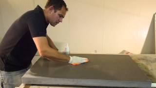 Gebruiksaanwijzing - Deel - 4 Sealen (impregneren beton)