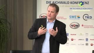 Marco Kaiser - Start-Ups in USA - Start-Ups in Deutschland - der große Unterschied