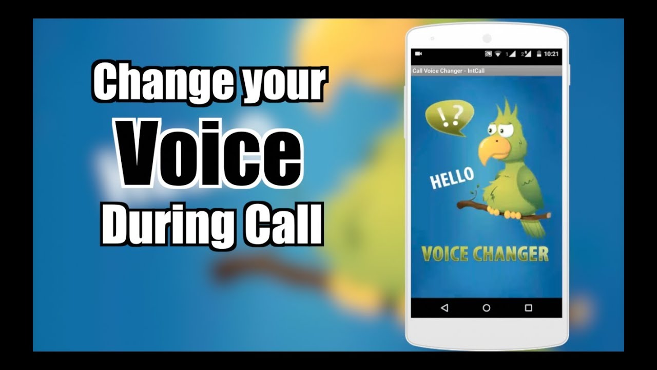How to Change Voice Male to Female During Call in Android Free