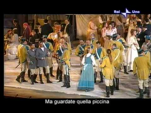CARMEN - Opera completa di Georges Bizet - Sottotitoli in italiano