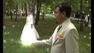 жених-невеста на ладошке
