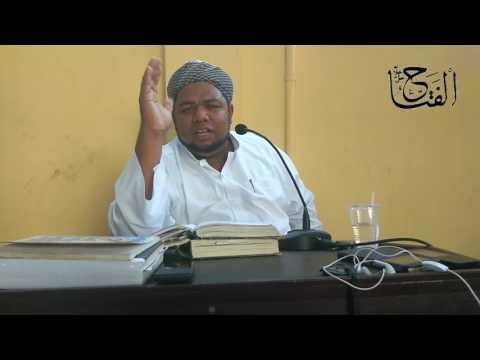 Habib Hasyim Assegaf : Pengajian Rutin Ahad Subuh Cungking Banyuwangi 16 April 2017
