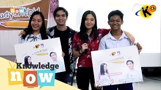 Knowledge Now | Estudyantipid Episode Launch