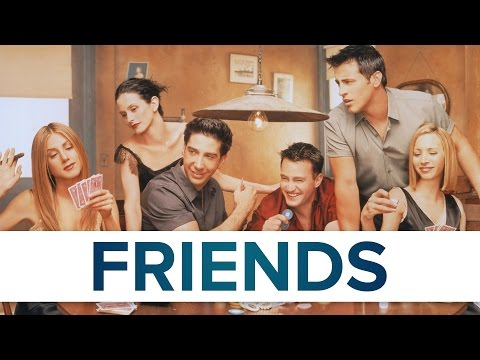 Top 10 Facts - Friends // Top Facts