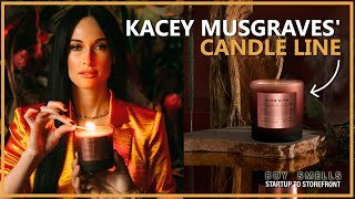 How Boy Smells Partnered with Kacey Musgraves on a Candle