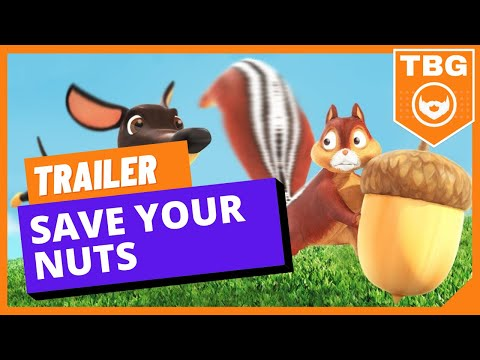 Save Your Nuts | Trailer