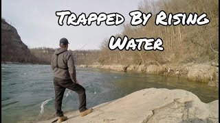 Trapped By Rising Water - Niagara Whirlpool