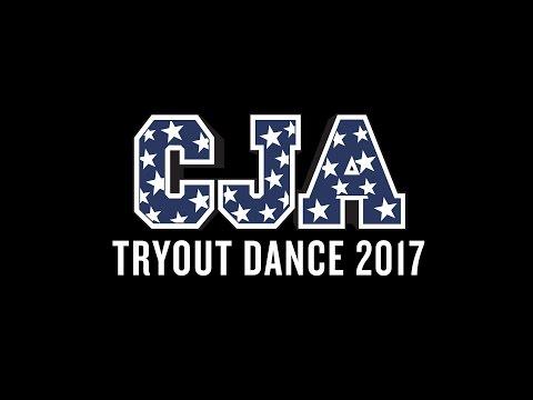 CJA Tryout Dance 2017