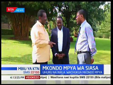 Mbiu ya KTN: Mkondo mpya wa siasa