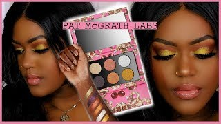 PAT MCGRATH MOTHERSHIP Subversive Metalmorphosis Eyeshadow Palette