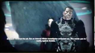 Mass Effect Platinum Trophy