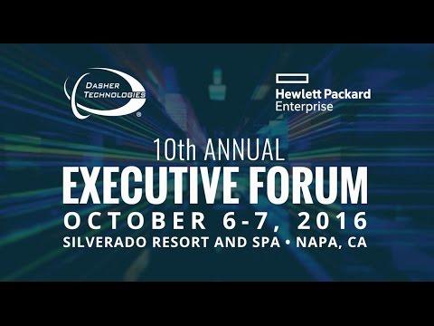Thomas Norman | Ingram Micro | Dasher Technologies' 10th Annual Executive Forum