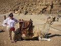 Каир и пирамиды Гизы .