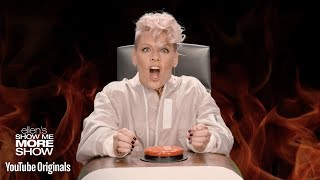Baixar P!nk Takes On Ellen's Burning Questions