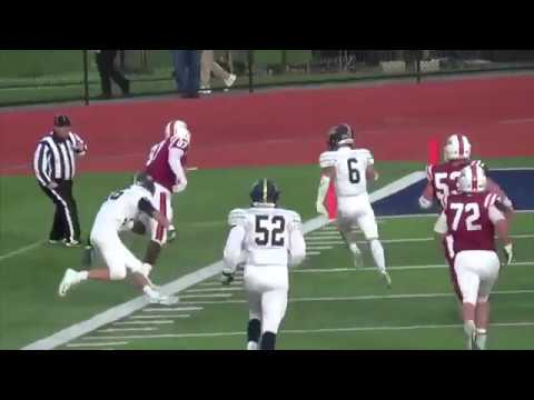 2017 Susquehanna Football Team Highlight